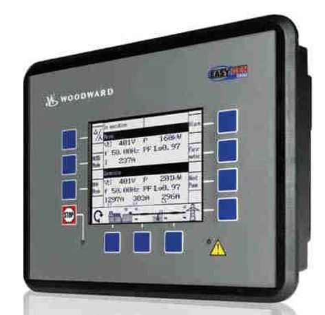 Syncronizing Panel EasyGen 3500 Image