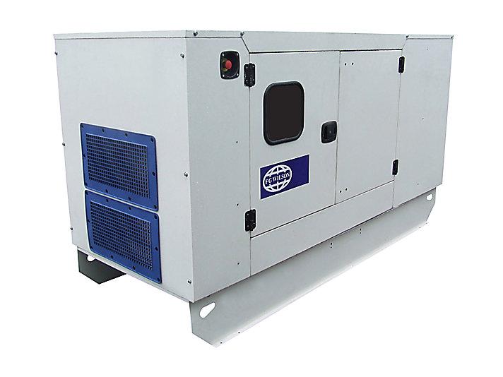 F Seires 8.5-290 kVA CAL CALG Enclosure Image