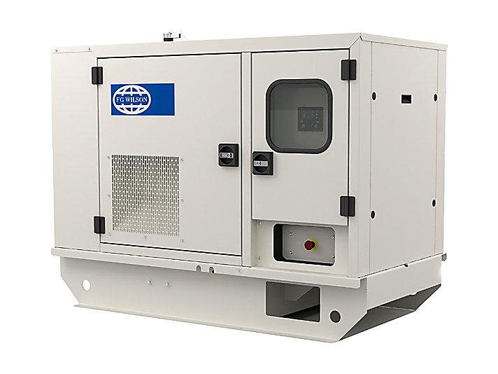 CAL Modular Acoustic Enclosure 6.8 – 25 kVA Range Image