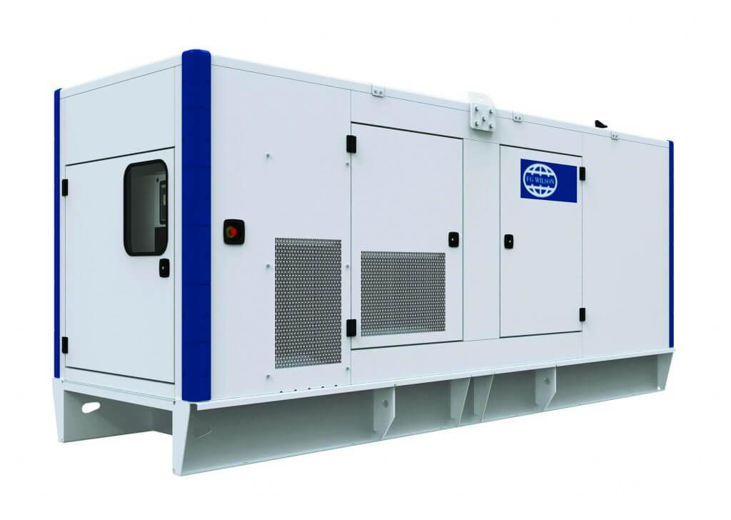 Modular Acoustic Enclosures 350– 750 kVA Range (CAE) Image